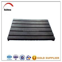 rubber product/railway rubber pads/rubber cushion pad