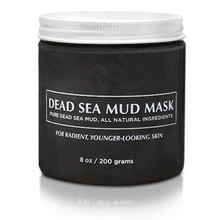 Dead Sea Mud Mask with Hydrating your skin and lessening your wrinkles , Removing blackheads & pimples , Erasing Sun Spots