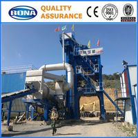 Algeria Bitumen China Manufacturer Batch Asphalt Hot Mix Plant in Iran