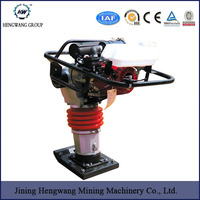 High Quality 85mm Jumping Stroke Gasoline Tamping Rammer for sale