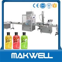 making machine in guangzhou china | shampoo filling machinery line with low price