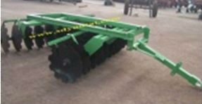 V TYPE TRAILED & MOUNTED GOBLE DISC HARROW