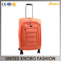 4 wheel luggage set EVA trolley case soft case