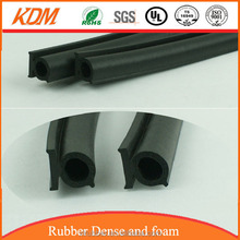 compound foam and dense rubber weather strip for steel door with stable chemical property