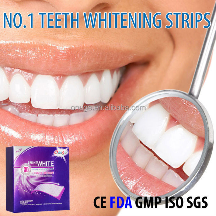 Beat Crest Bright White Teeth Whitening Strips
