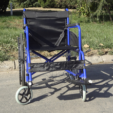 Handicapped leather disabled people active beach wheel chair