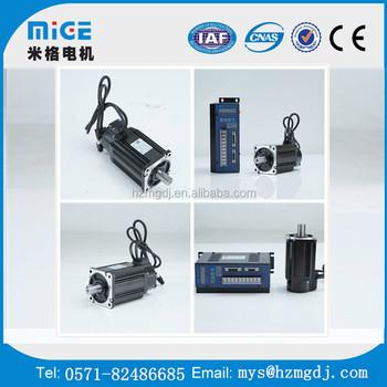 80 Series Electric Motor Testing Equipment Best Miniwatt Mige Ac Servo Motor Buy Mige Brand Ac