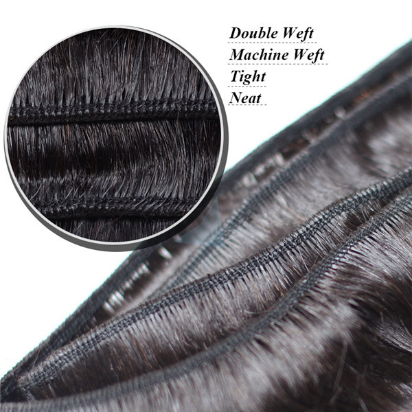 No Tangle Cheap Unprocessed Wholesale Virgin Brazilian Hair