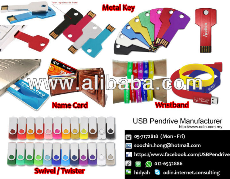 Pen Drive 8GB USB Flash Drive