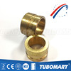 Chinese manufacture various size sliding fitting copper ring for pex pipe