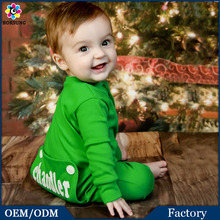 2015 Winter Baby Onesie, Xmas Baby Romper,Christmas New Born Organic Cotton Baby Clothes