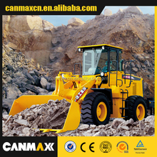 Popular used chinese best LW400K 4ton wheel loader
