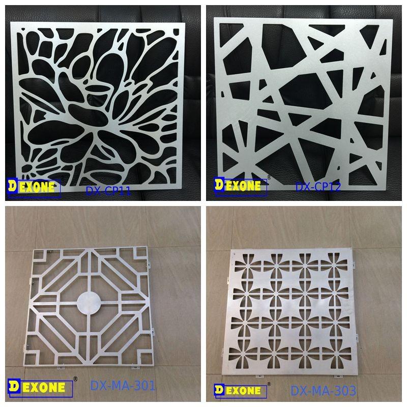 Aluminium Perfor Panneau D Coratif Pour Cran De Cl Ture Et Mur Mat Riaux M Talliques De