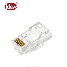 HOT sales RJ45 Cat5e UTP 8p8c module plug connector