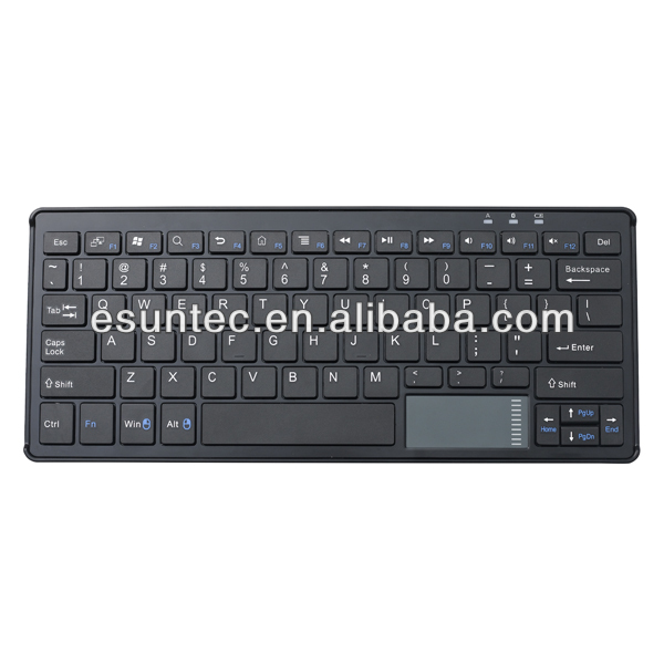 2015 96 keys Super thim Bluetooth Mini Keyboard KBT-108