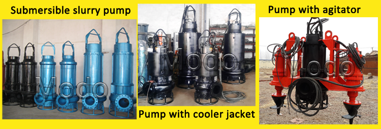 300kw submersible pump for sand dredging with agitator