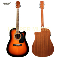 41 inch high quality Acoustic Guitar, high quality Western Guitar