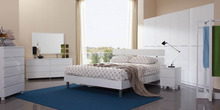 Best price white design wardrobe custom made bedroom furniture