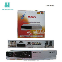 Twin tuner satellite share samsat 560