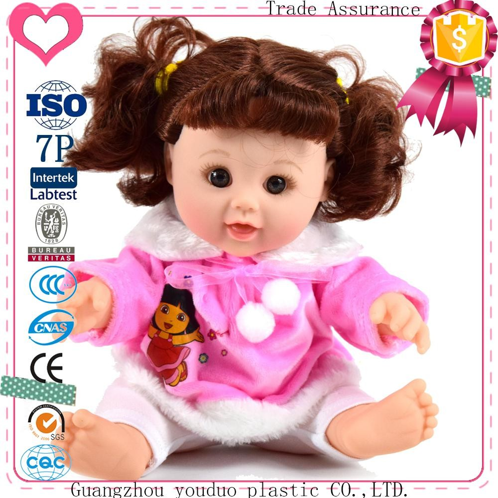 China manufacturer welding machine waterproof baby doll With Good Quality