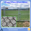 Galvanized Angle Iron Post Chain Link Wire Mesh Fence/ 10' X10' CHAIN LINK FENCE/ Chain Link Mesh