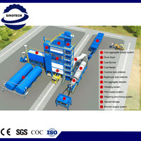 LB500 Asphalt Batch Mixing Plant/bituminous asphalt