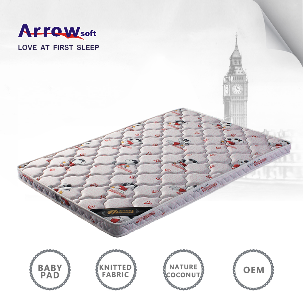 Super Soft Foam Spring Mattress Baby Mattress Very Cheap Bed Mattress