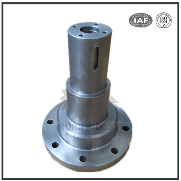 iron casting textile machinery spare parts of warp beam shaft
