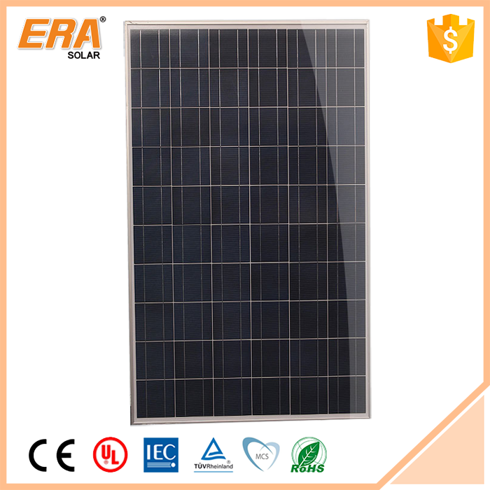 Widely use high efficiency outdoor solar panel 200wp poly module