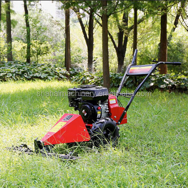 14 HP gasoline best mechanical grass cutter New Good Performance Farm Grass Cutter