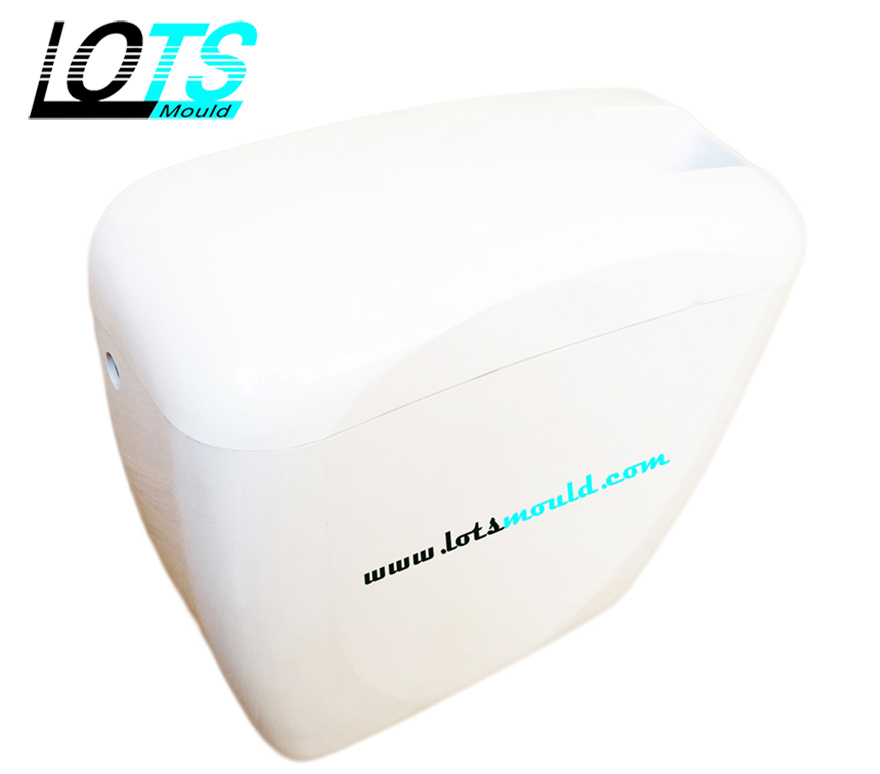 high quality big plastic toilet water tank mold