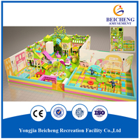 New Design Kids Indoor Playground Equipment For Sale, Naughty Castle For Kids' Birthday Party