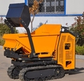 Shanghai SMB factory selling crawer loader moving type and new condition hydraulic mini dumper