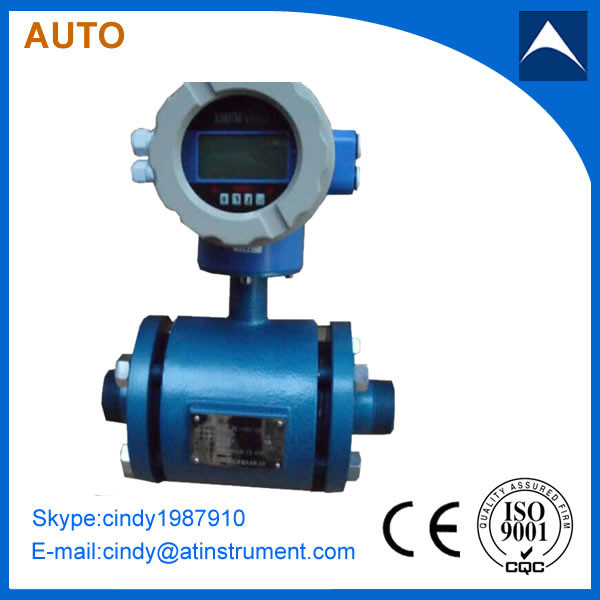 4-20mA output Electromagnetic flowmeter was sold in India