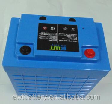 12V 40ah 50ah 100ah deep cycle Lithium iron phosphate lifepo4 battery pack lithium ion battery 12v
