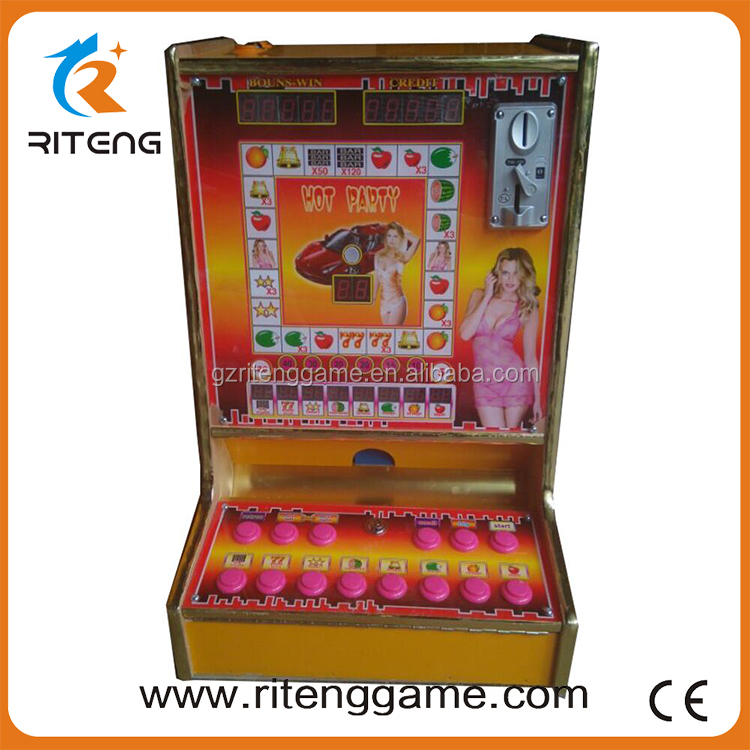 new products on china Stability coin mechanism gaming slot machines