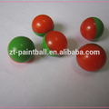 0.68inch caliber Tournament grade paintball balls for shooting game