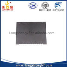 Bus Spare Parts Mudguard Rubber for Jinbei Bus
