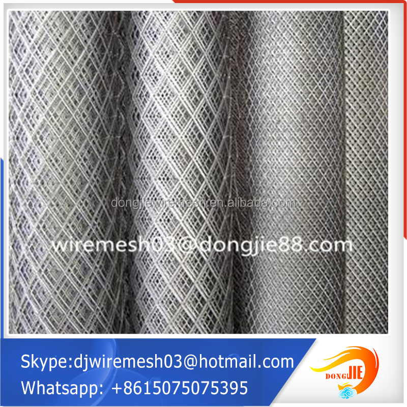 Building materials/Metal building material aluminum gutter guards expanded metal mesh precise size