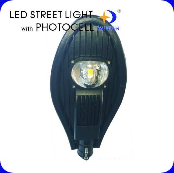 Led Street Light Photocell Light Control Automatically
