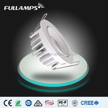 5W COB LED Downlight with aluminum alloy housing CE RoHS approved,small lamp body,good quality