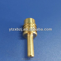 high quality and manufactory price brass hollow bolt made in china