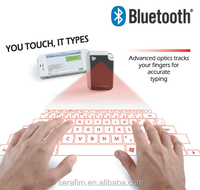 Hot Sale Mini Wireless Bluetooth Laser Keyboard