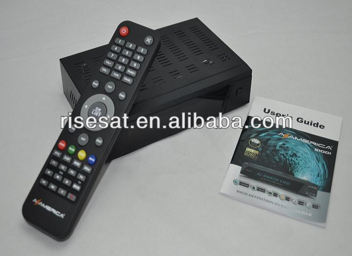full HD tv receiver Az america S1001