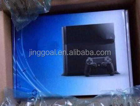 Video Game Ps4 Console 500Gb 10 Games & 2 CONTROLLERS Original Brand New