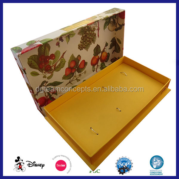 Factory custom made recyclable knife packaging box
