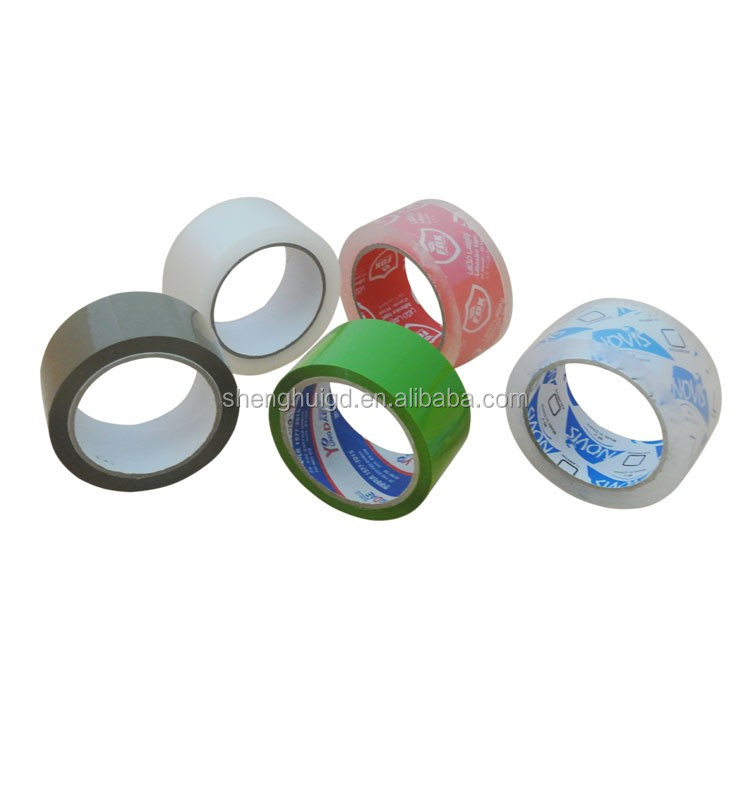 Competive Price For Good Quality Sealing Packaging Self Adhesive Security Tape