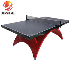 Cheap25mm Indoor international standard MDF Ping-Pong Rainbow Table Tennis Table for Sale