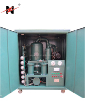 Used Vacuum Transformer Oil Dehydration Equipment/ Oil Regeneration/ Oil Purifying Unit