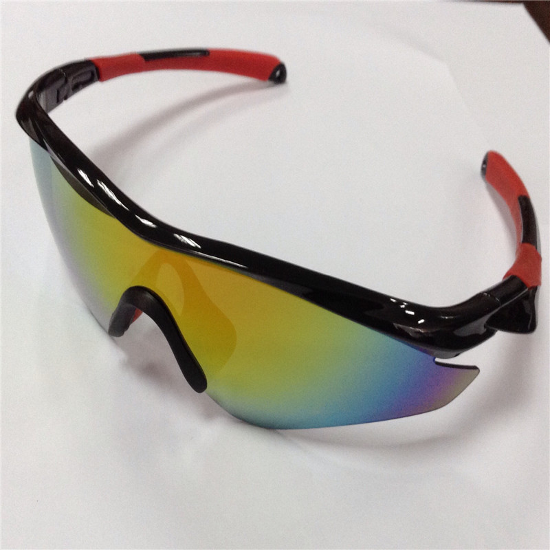 TR90 frame sports eyewear with RX for prescription lenses